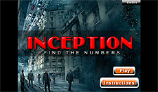 Флэш-игра Inception (Начало)