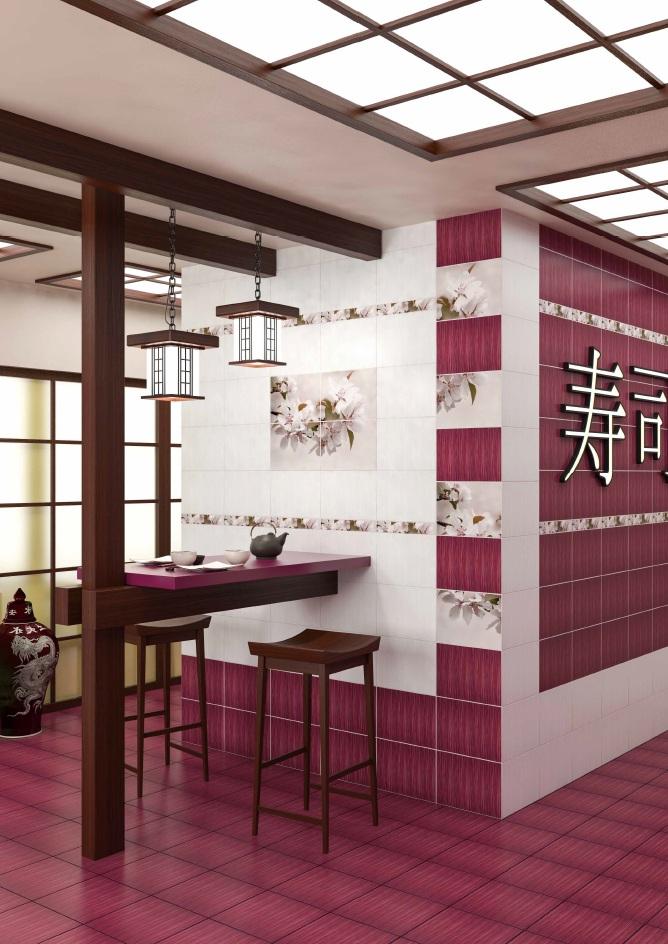 Керамическая плитка сакура фото