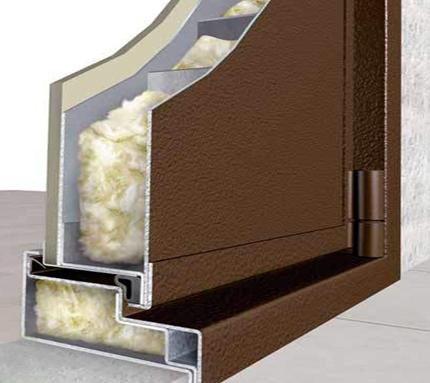 выбрать входные двери с шумо и теплоизоляцией