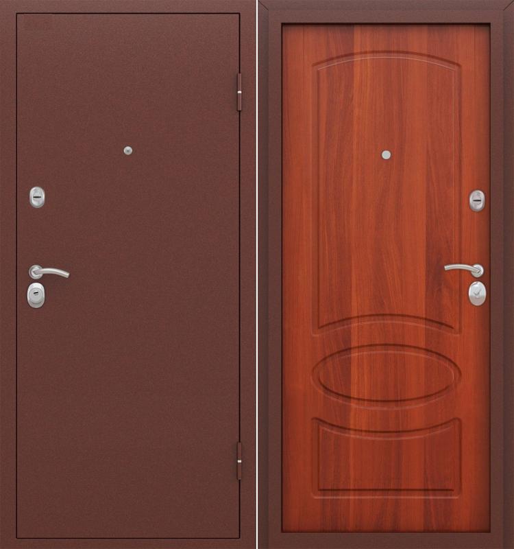 металлические двери нео