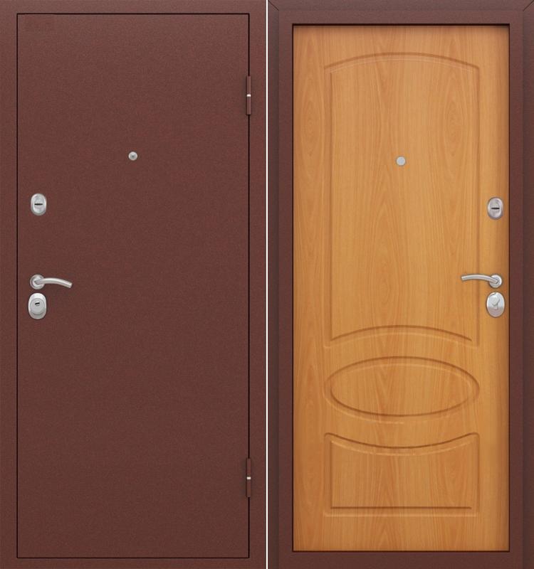 двери стальные нео