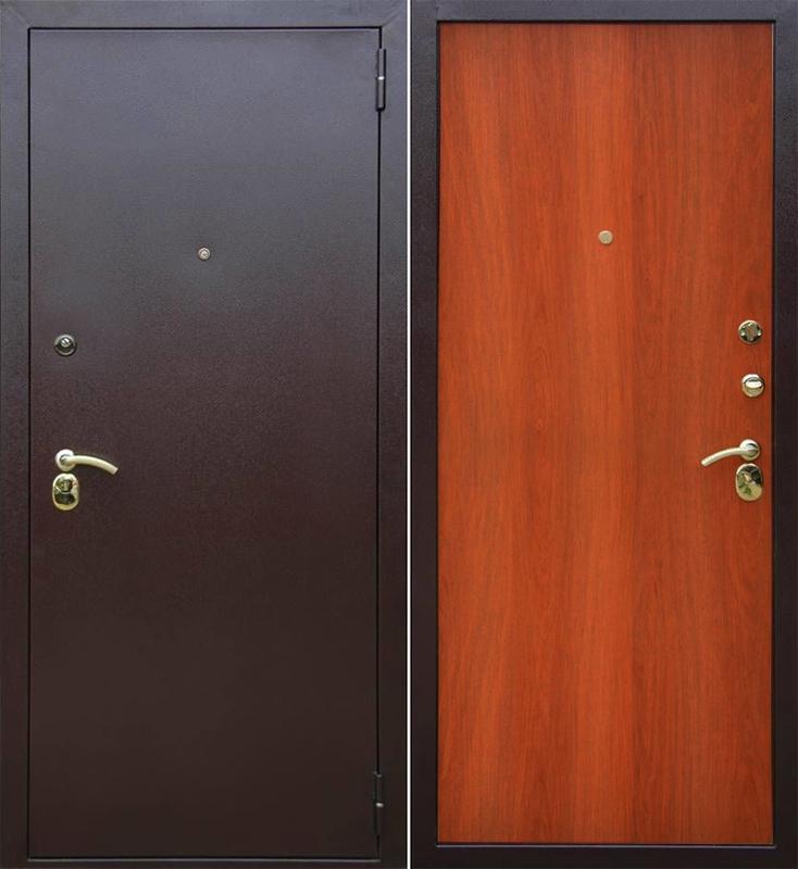 входные стальные двери с отличной звукоизоляцией