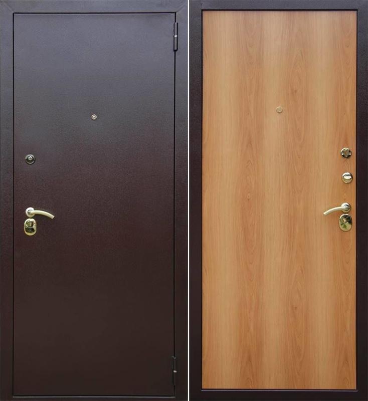 входные двери завода