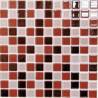 Bonapart Glass (стекло) Brown Mix