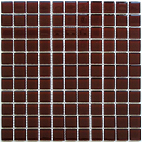 Мозаика Bonapart Glass (стекло) Deep Brown