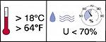 Температура и влажность в помещении с ламинатом